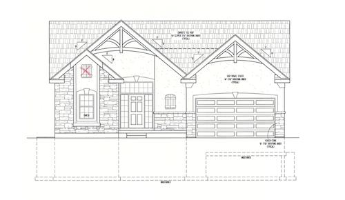 Bellah Homes: Plan #LKW033