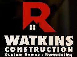 R Watkins Logo